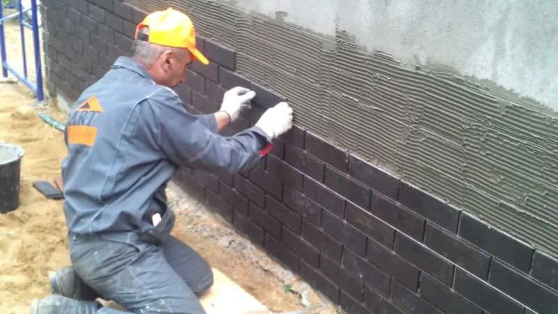 Виды облицовочной плитки для фасадов